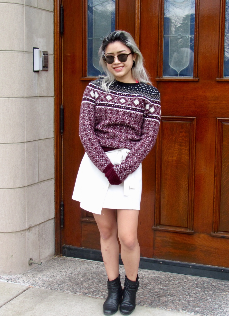 December 4, 2017 – A Not Ugly Christmas Sweater (OOTD #174) – L ...